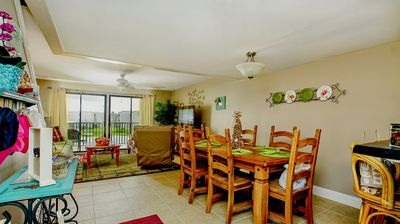 Photo for Lovely 4 bedroom 3 bath Condo at Sugar Beach w/Free Beach Chairs