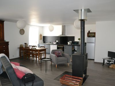 Photo for New apartment 25 minutes from the ski resort of Gourette.