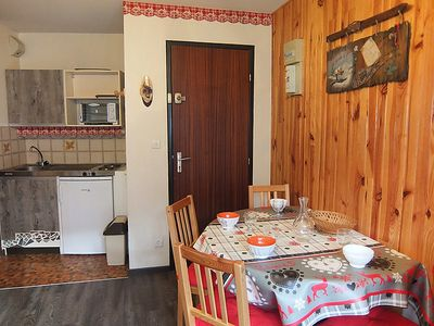 Photo for Apartment L'Astragale in Les Menuires - 4 persons, 1 bedrooms