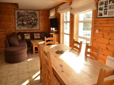 Photo for Chalet Flaine, 4 bedrooms, 8 persons