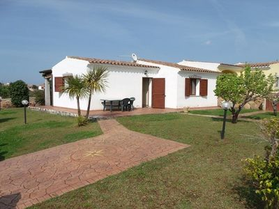Photo for Villa in Baia Sant'Anna with Parking, Garden (651442)