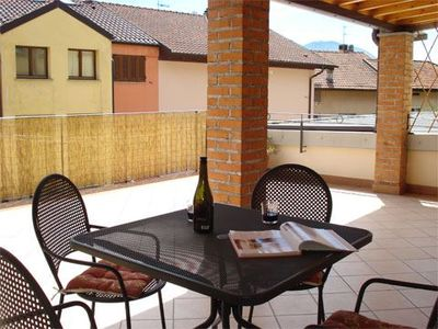 Photo for Apartment Casa Ortensia- Secondo with terrace. Only 50 meters from the beach