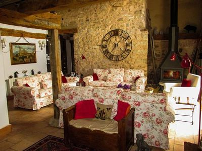 Photo for Self catering cottage La Casona del Guijar for 21 people