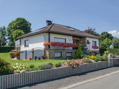 Photo for Modern, cozy non-smoking apartment in Bütgenbach with a view of the lake