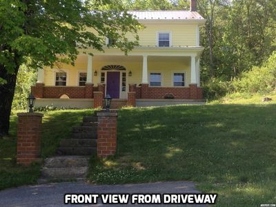 Photo for Renovated Farmhouse in Pastoral setting near Abingdon, VA  & VA Creeper Trail