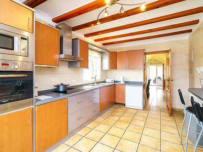 Photo for Vacation home Wendy in Jávea/Xàbia - 8 persons, 4 bedrooms