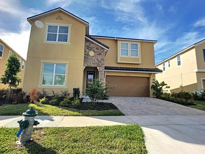 Photo for Sawyer Palm Palace, BRAND-NEW house near Disney in Solara resort!