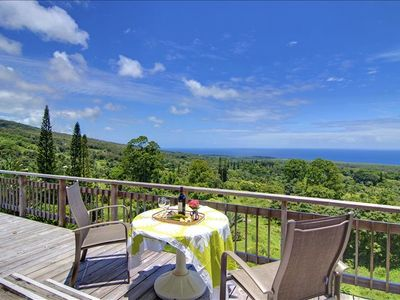 Just part of our magnificent panoramic ocean view!