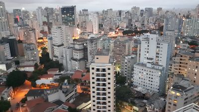 Photo for Amazing view great location downtown sao paulo - consolation