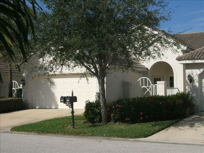 Photo for Gorgeous, 2BR -- Den/Pool/Spa/Villa in Bonita Springs, Florida