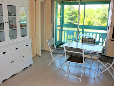 Photo for STUDIO CABIN, sleeps 4, area Saint Ferdinand close page and Port