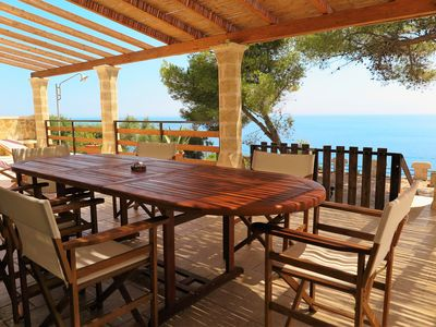 Photo for Villa Aurora Sea, nature and relaxation