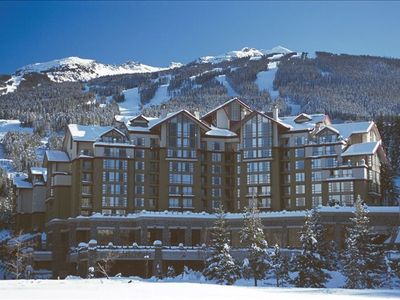 Photo for Westin Resort & Spa at Whistler - One Bedroom - 10 Steps from the Gondola