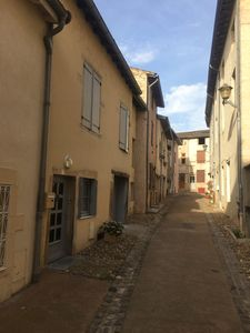 Photo for Tournus - Roman Castrum - 60m2 townhouse