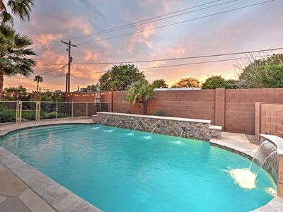 Photo for Scottsdale House w/ Backyard Oasis & Private Pool!