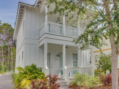 Photo for Spacious & modern home w/ shared pool near beach - snowbirds welcome!