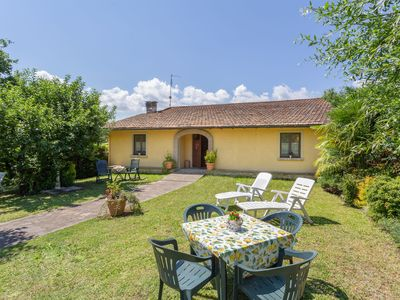 Photo for 4 bedroom Villa, sleeps 7 with Pool, FREE WiFi and Walk to Beach & Shops