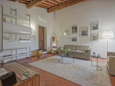 Photo for Terme Terrace - Florence center 2 bedrooms