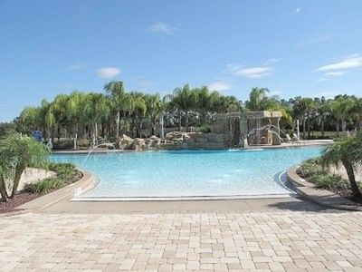 Photo for Home away from Home 3Bed 3Bath Townhome with Private Pool!!!