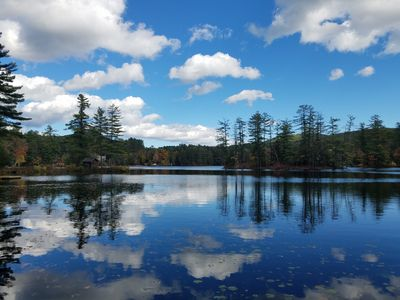 Photo for Beautiful Ranch on Lake Vanare in the Adirondacks