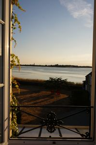 Photo for NEW: apartment 3p 4 pers 45m ² view on the haven PORTBAIL