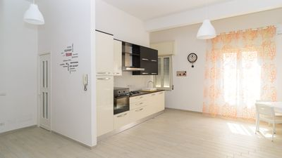 Photo for Lazzarella loft napoli is located in a central and convenient location for