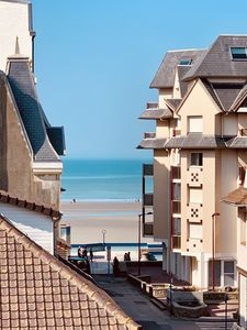 Photo for Superb luxurious sea view apartment 50 meters from Wimereux beach