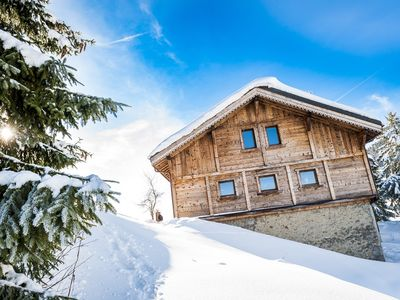 Photo for High-end chalet with large capacity