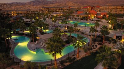 Photo for Relax as you float down the lazy river at Indio!