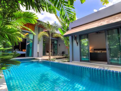 Photo for Luxury Modern Rawai 3 Bed Pool Villa