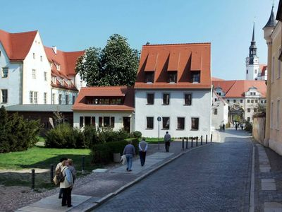 Photo for Apartment - Old Town Apartment am Schloss