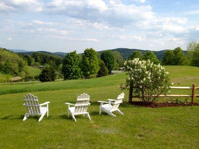 Photo for Fantastic 4 Bdrm on 5+ Acres w/ 180º Views and Close to Club