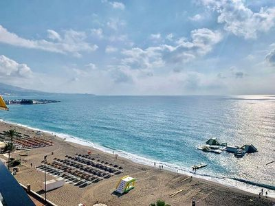 Photo for First Line Beach 3BR Apartment with Panoramic Sea Views by Rafleys