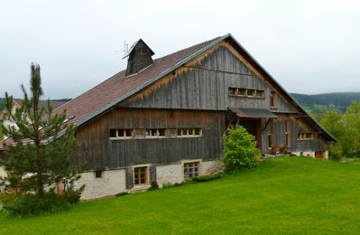 Photo for Gite in typical farm Haut Doubs