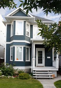 Photo for 1629 Main Floor · 2 BR House with Historic Charm and Zen Tranquility