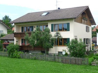 Photo for Holiday apartment Roßhaupten for 1 - 4 persons with 2 bedrooms - Holiday apartment