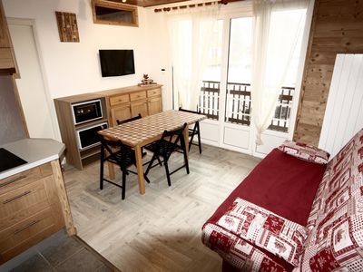 Photo for Nice 3-room apartment for 6 people, completely renovated