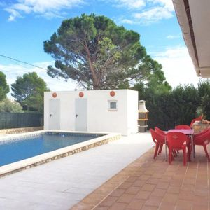 Photo for Three-Bedroom Holiday Home L'Ametlla de Mar for 6 people - House