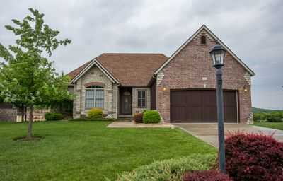 Photo for A Blissful Retreat in this 5 bd, 3 bath Home located at Branson Creek!
