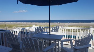 Photo for Ocean Front Property!!