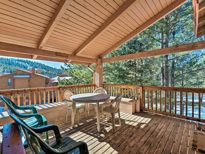 Photo for NEW! Condo w/Mtn Views - Walk to Angel Fire Resort