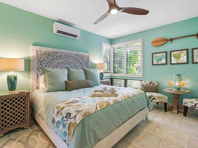 Photo for Ocean View, Ground Floor, Beach House Chic Decor