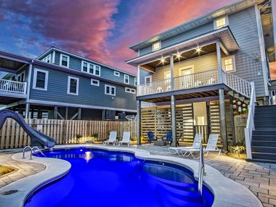 Photo for Perfect Surf City/Topsail Beach Location Vacation Home with Private pool!!!