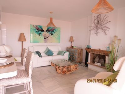 Photo for Ref: 252 - Modern 2 bedroom apartment facing the sea