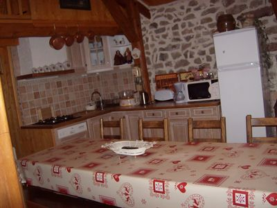 Photo for Farm renovated in quiet countryside near the Puy en Velay