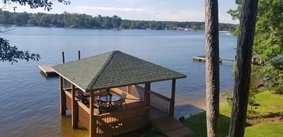 Socially distance your family on big water or work remotely with stunning views!