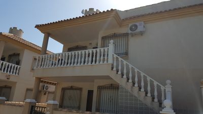 Photo for Attractive 2 bed apt with private solarium near to beach