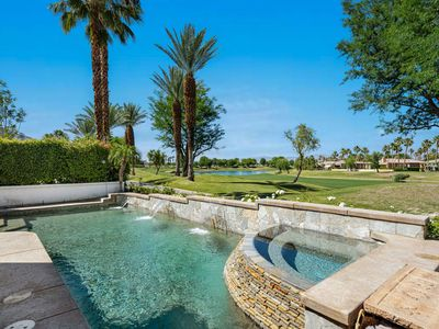 Photo for Stunning Golf Course and Lake View Pool/Spa Home in PGA West
