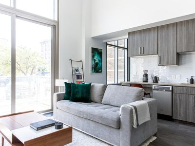 Photo for Airy 1BR in Heart of Downtown by Lyric