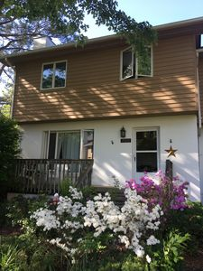 Photo for NEW LISTING!  Walk to Bethany Beach, 4 Bedroom Townhouse with pool and tennis